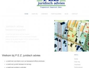 P.E.Z. Juridisch advies
