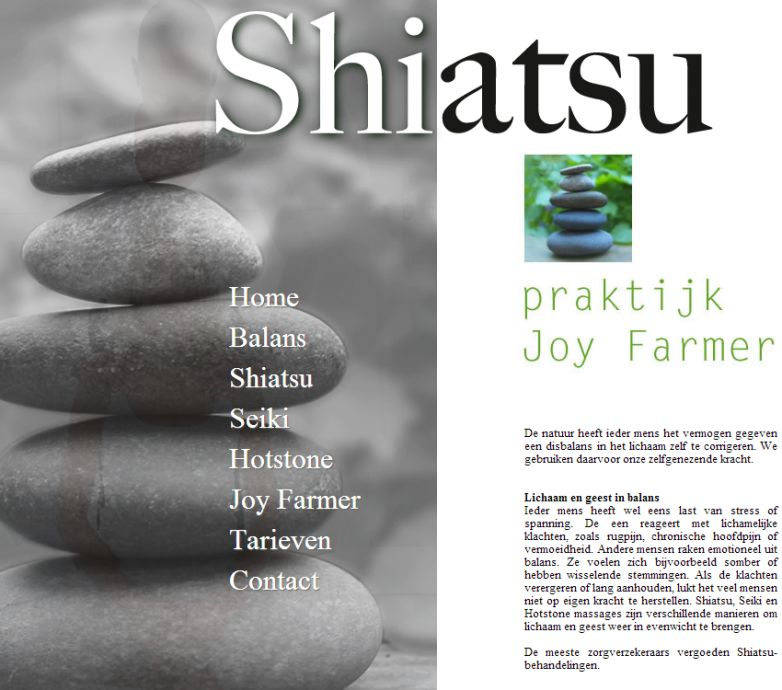 Shiatsu Joy Farmer